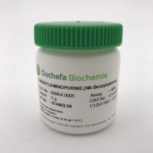 BAP 6-Benzylaminopurine Duchefa