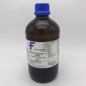 Ethanol ( absolute 99.8%, analytical reagent)