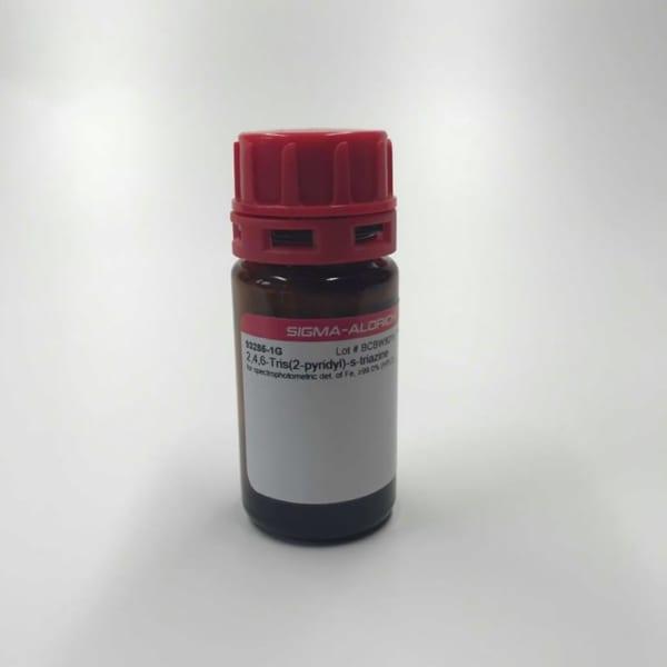 Hóa Chất TPTZ(2,4,6-Tris(2-pyridyl)-s-triazine)