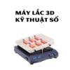 Máy Lắc 3D Kỹ Thuật Số (RS-RD10)