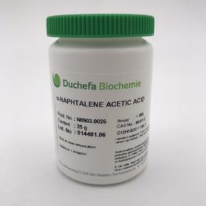 NAA (α-naphtalene acetic acid) Duchefa